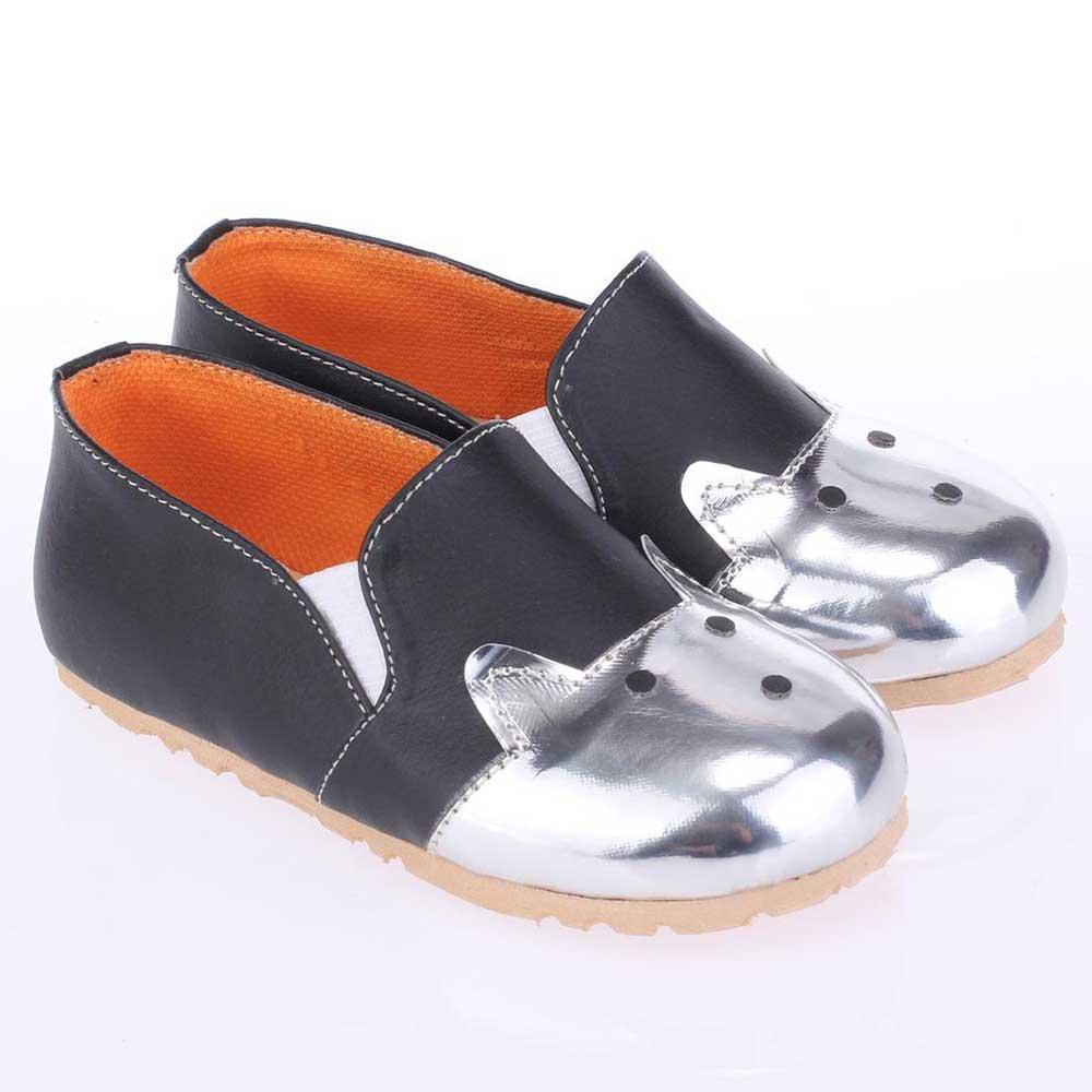 Jual Produk Sepatu Anak Perempuan Warna Hitam Murah Daftar Harga Ukuran 21 26 Flat Shoes Slip On Lucu Cas 012