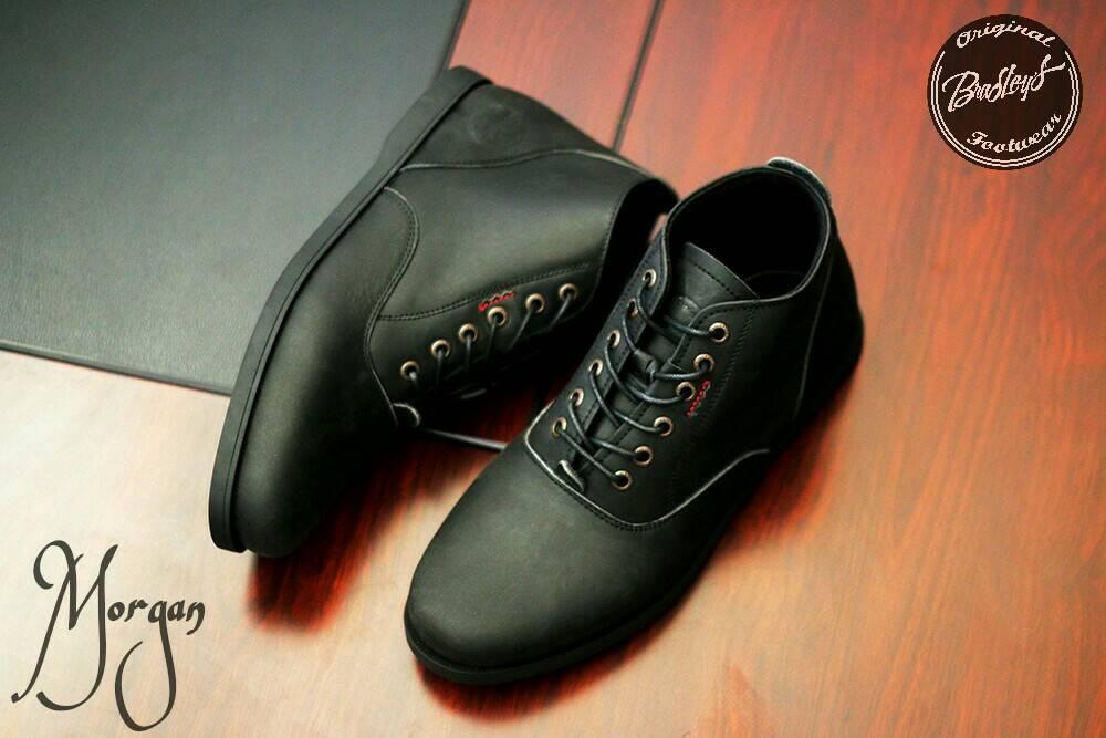 NEW HOT Sepatu Brodo Kulit Bradleys Original - Brodo Sepatu Boots kulit Pria Dan Wanita Kulit Asli - Sepatu Boots Pria - Sepatu Boots Tinggi