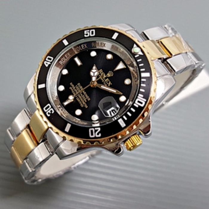 Jam Tangan Pria Oyster Submariner Automatic styles