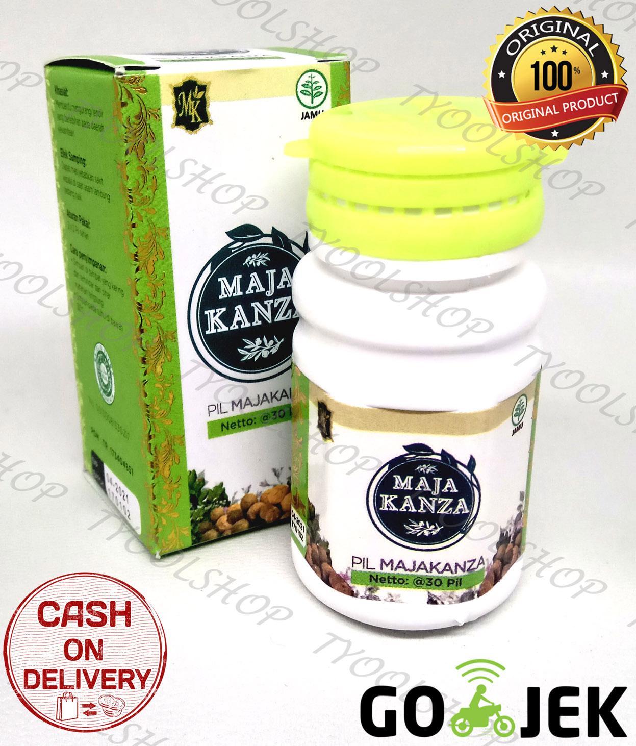 Buy Sell Cheapest Majakani Kanza Best Quality Product Deals Manjakani Aceh Majakanza Original Bpom Atasi Masalah Wanita 30 Pil