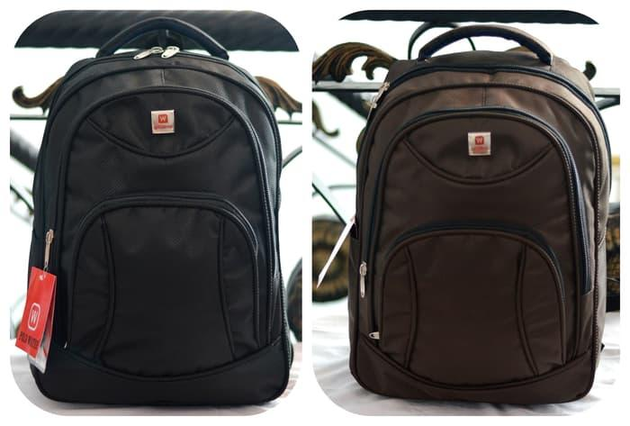 HOT PROMO!!! Tas ransel travel rain cover hujan polo laptop punggung backpack murah