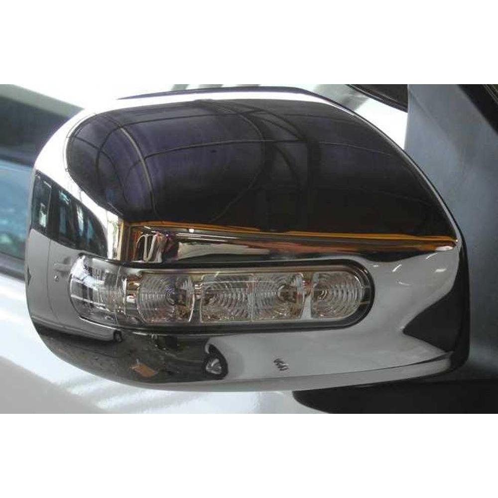 Mirror Cover + Lampu ALL NEW AVANZA