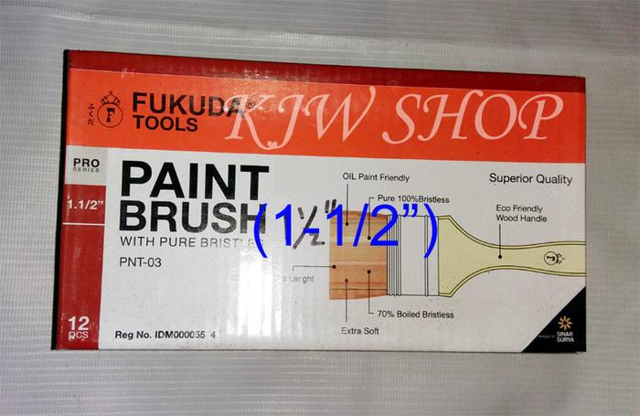 Kuas Cat / Paint Brush 1.5