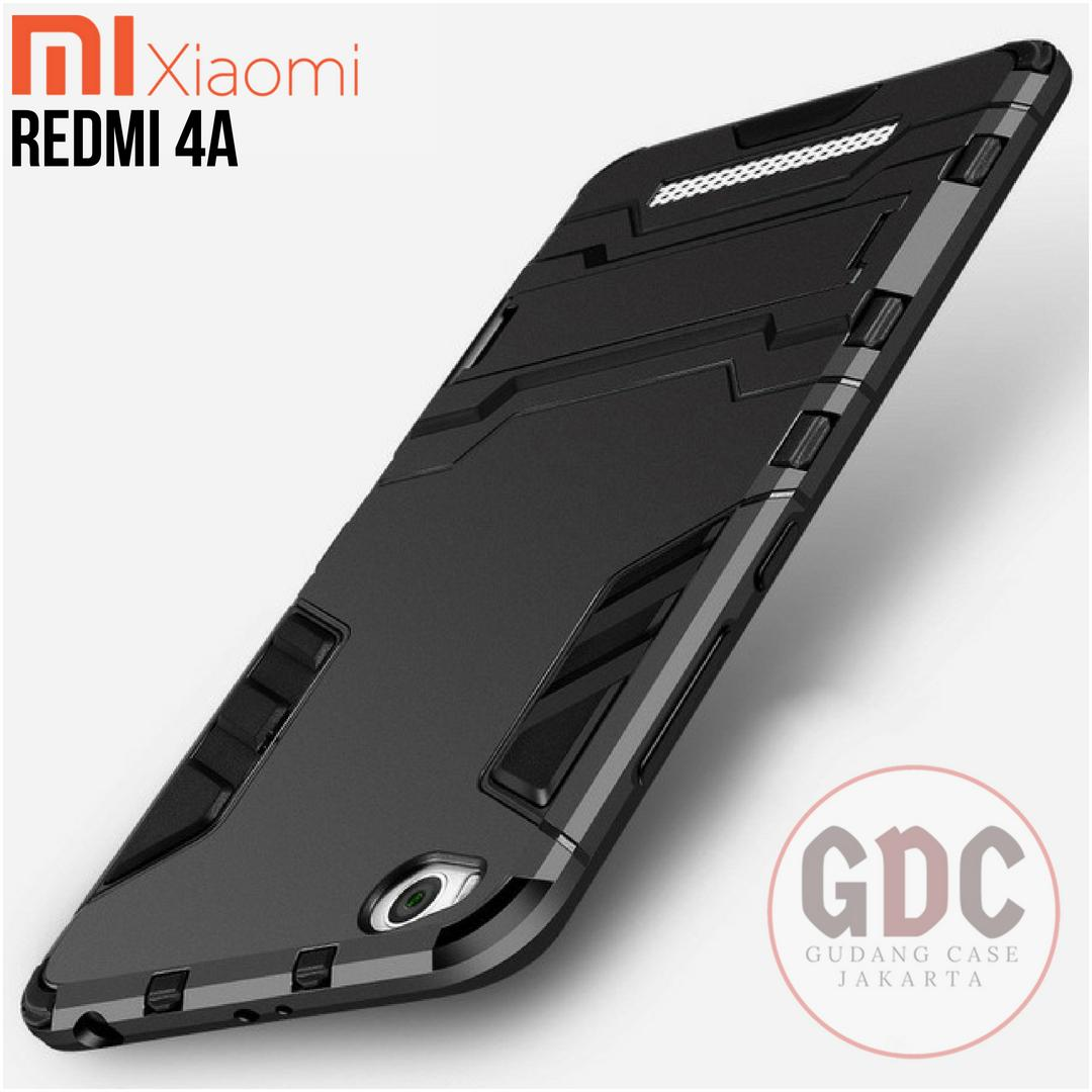 Info Harga Nillkin Sparkle Series New Leather Case For Xiaomi Redmi Backdoor 4a Ironman Hybrid With Kick Stand Black