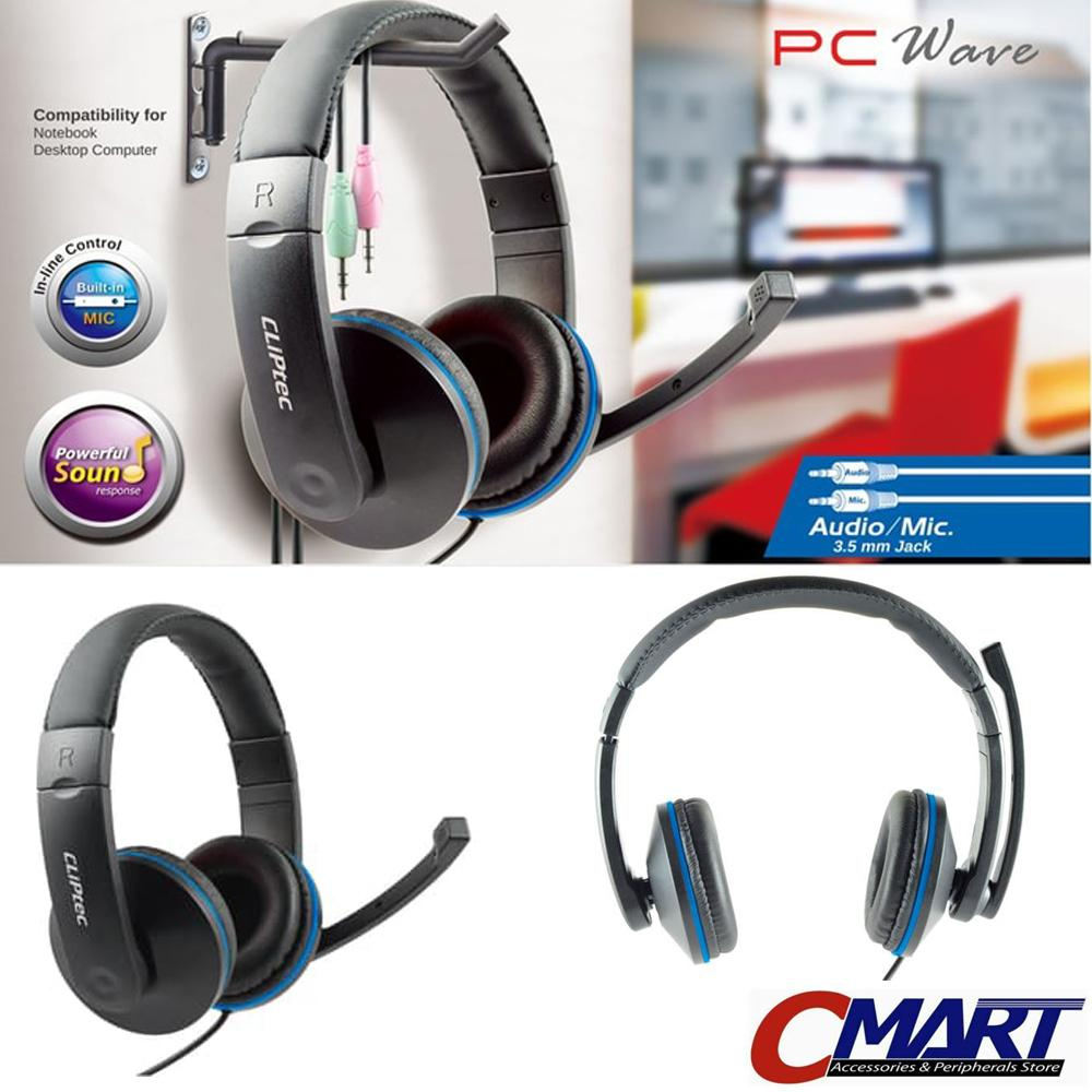 Cliptec In Ear Earphone Stereo Sound Microphone Putih Bme878 Bme803 Balance Metal  Biru Pcwave Dynamic Multimedia Headset Bmh529