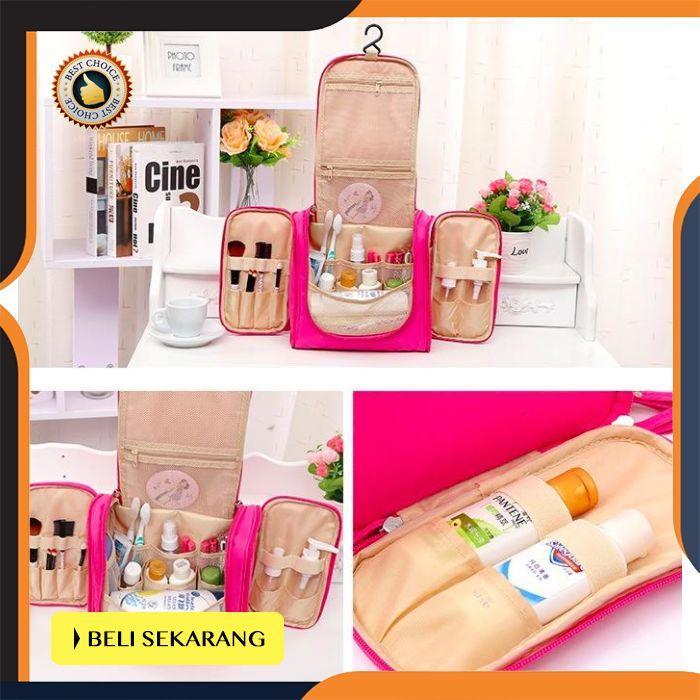 Jual Travel Toiletries Bag Tas Untuk Tempat Kosmetik & Perlengkapan