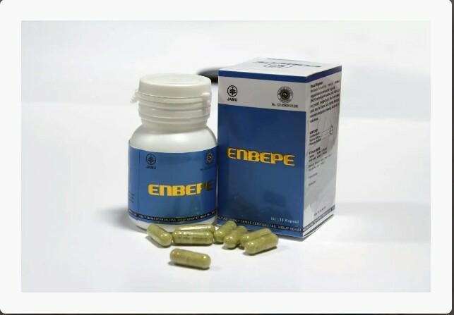 ENBEPE Herbal Original Termurah dari PT NASA Vitamin Untuk Daya Ingat