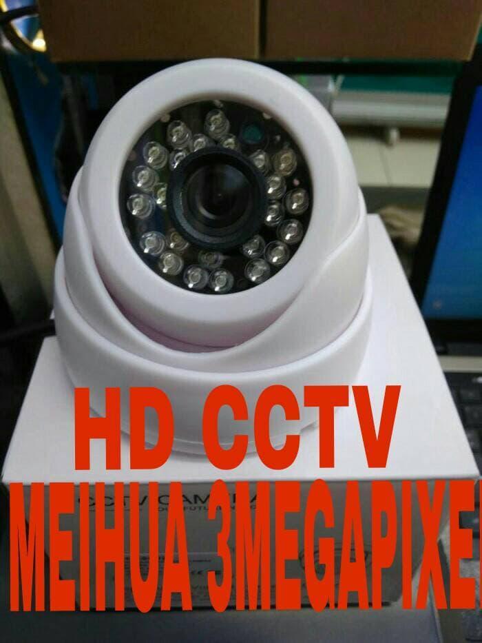 KAMERA CCTV AHD 3MEGAPIXEL MEIHUA MADE IN TAIWAN