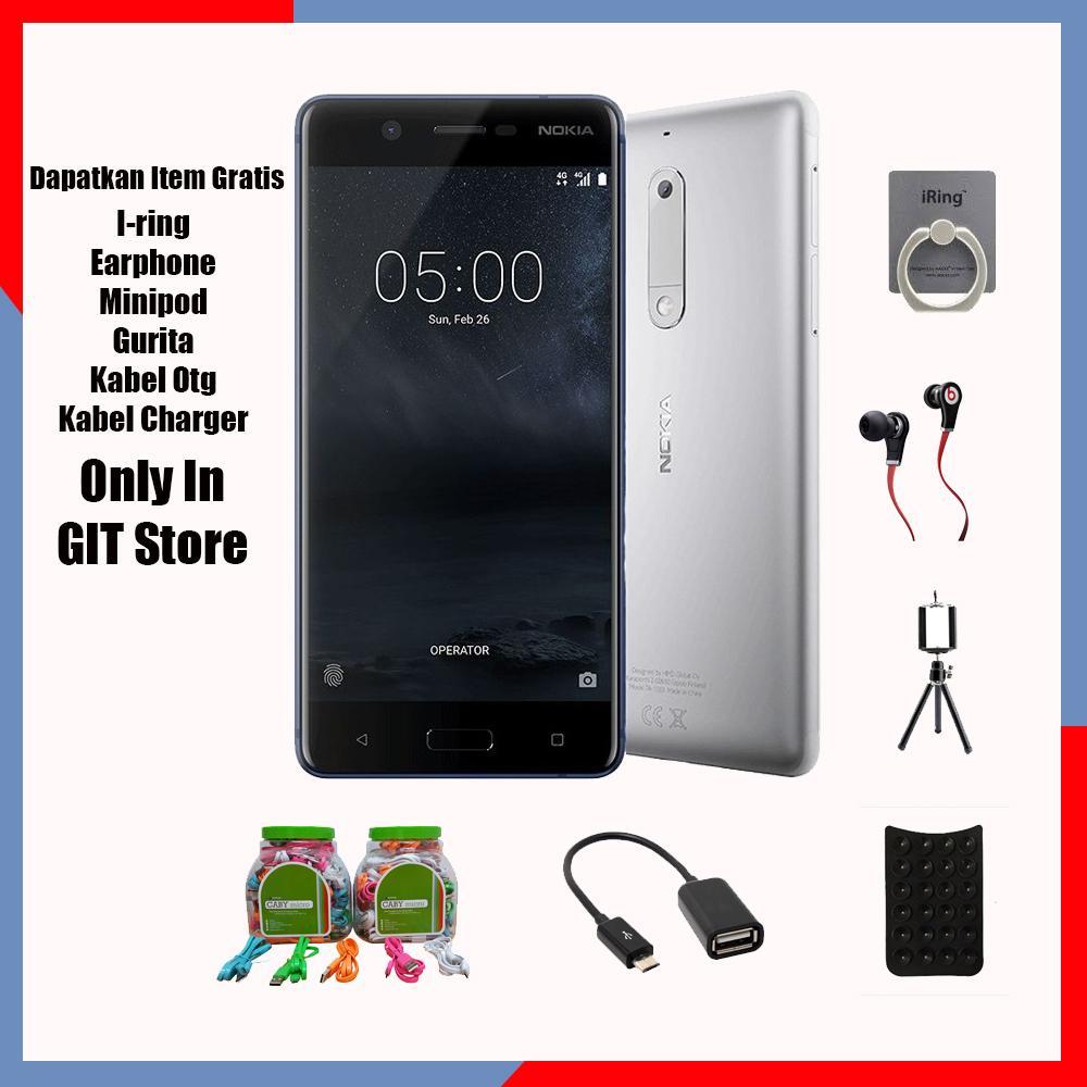 Nokia 5 Smartphone - 5.2