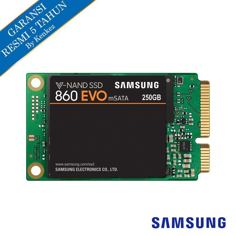 Samsung SSD 860 EVO 250GB mSATA