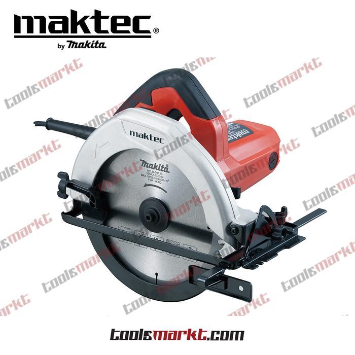 Promo Maktec MT583 Mesin Gergaji Potong Kayu Sirkular Circular Saw MT 583 Original