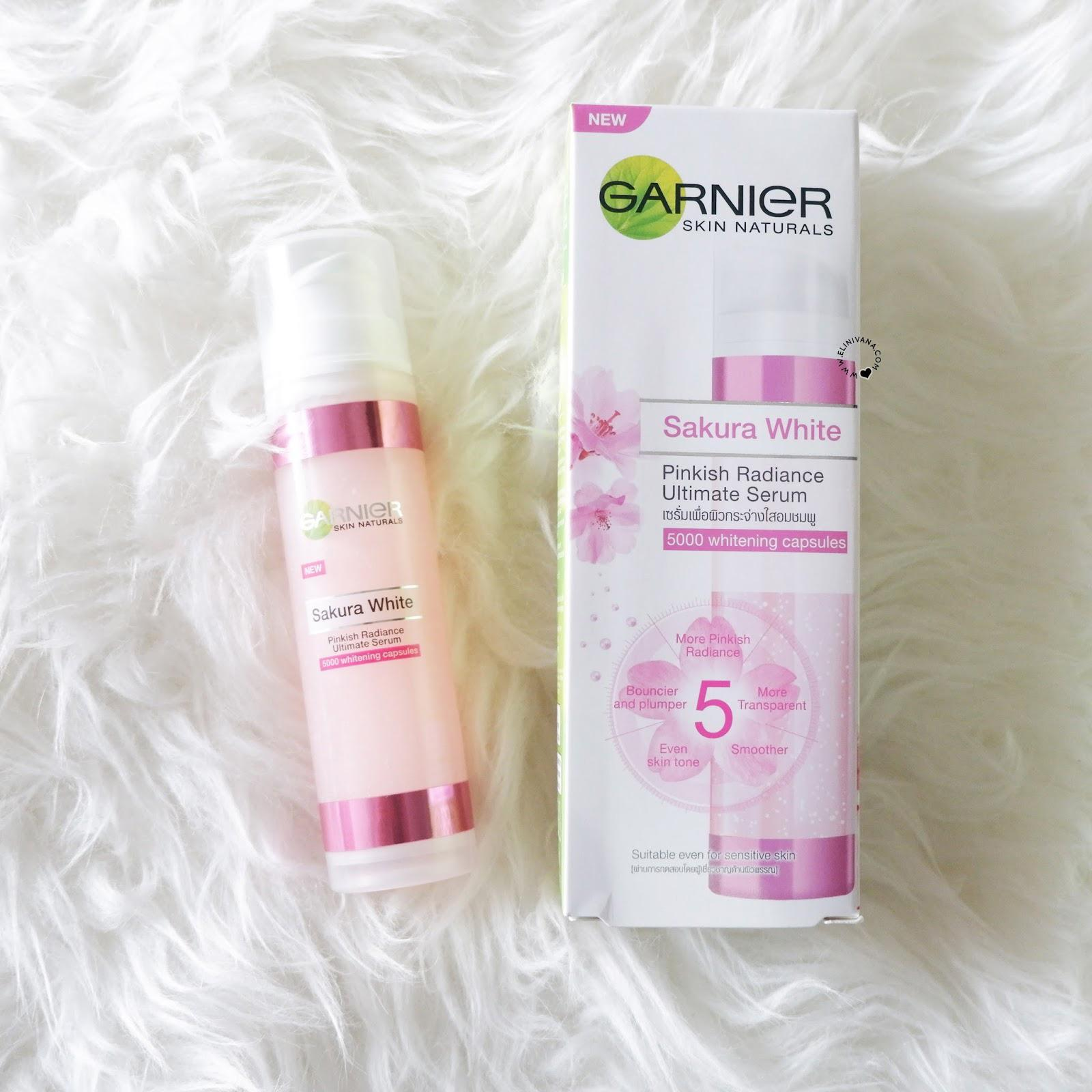 Buy Sell Cheapest Cream Glowing White Best Quality Product Deals Serum Skin Theraskin Pemutih Whitening Garnier Sakura Pinkish Radiance Ultimate Netto 50ml Besar Bpom Original 100 Asli Pencerah Wajah