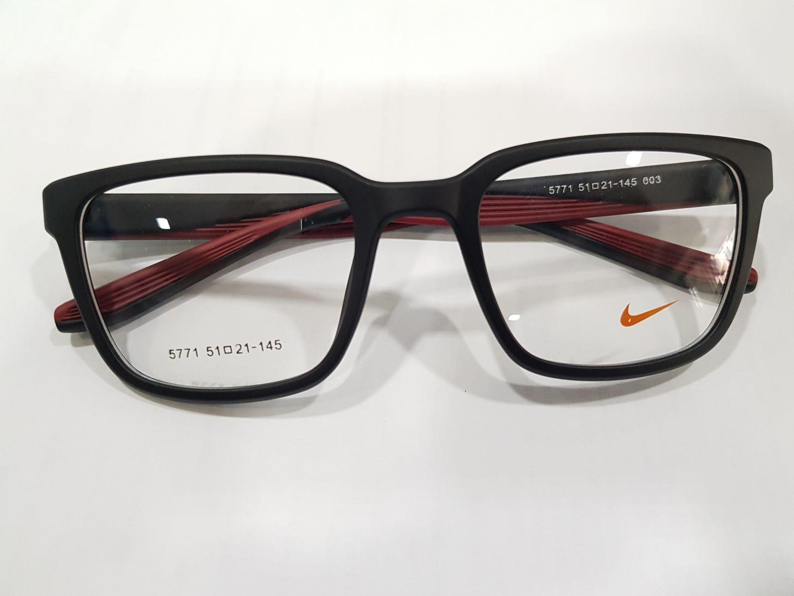 Frame kacamata Nike sport design + Lensa minus anti radiasi a736c7e3a5