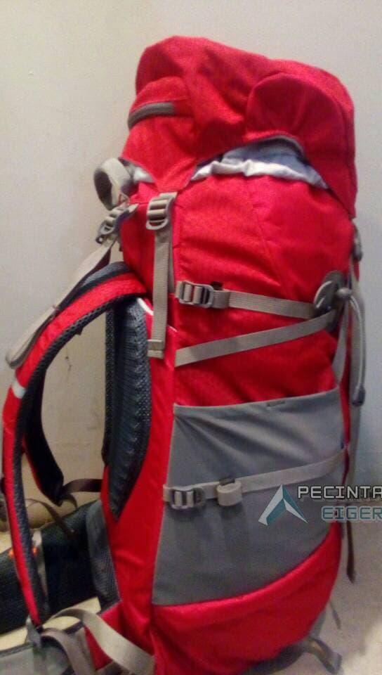 Palazzo 36168 Tas Ransel Gunung Hiking Carrier Keril Adventure Outdoor 45  Liter. Rp 400.000. c5d846bf67