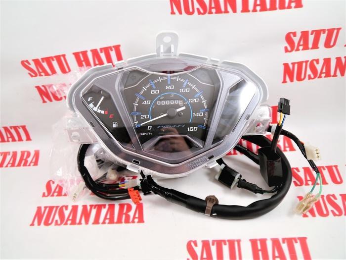 (Supra X 125 FI) Honda ORI Speedometer / Spidometer