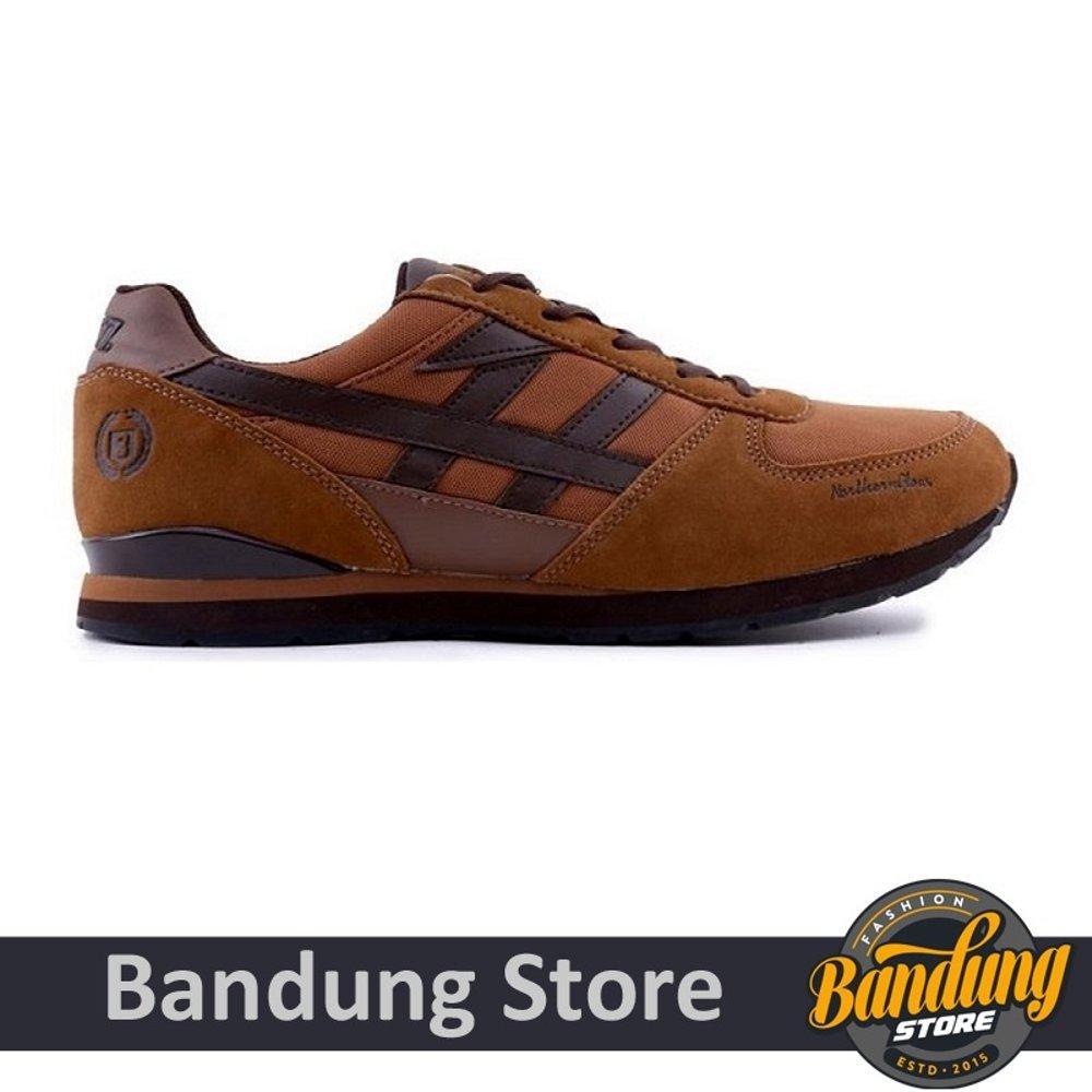 Hrcn Sepatu Sneakers Sport Running Shoes H 5091 Daftar Harga Hurricane The Champion Lari Pria 5110 5144 Coklat