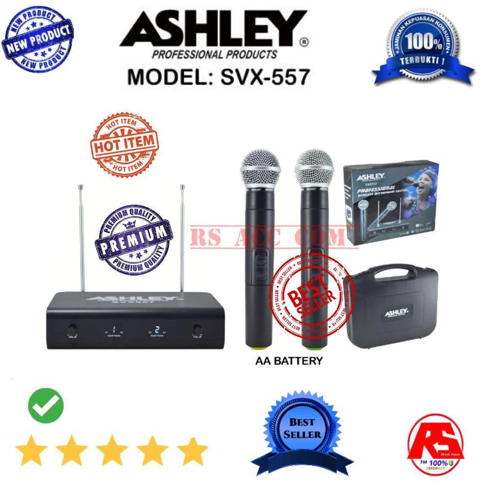 Mic wireless Ashley Original Karaoke room SVX557