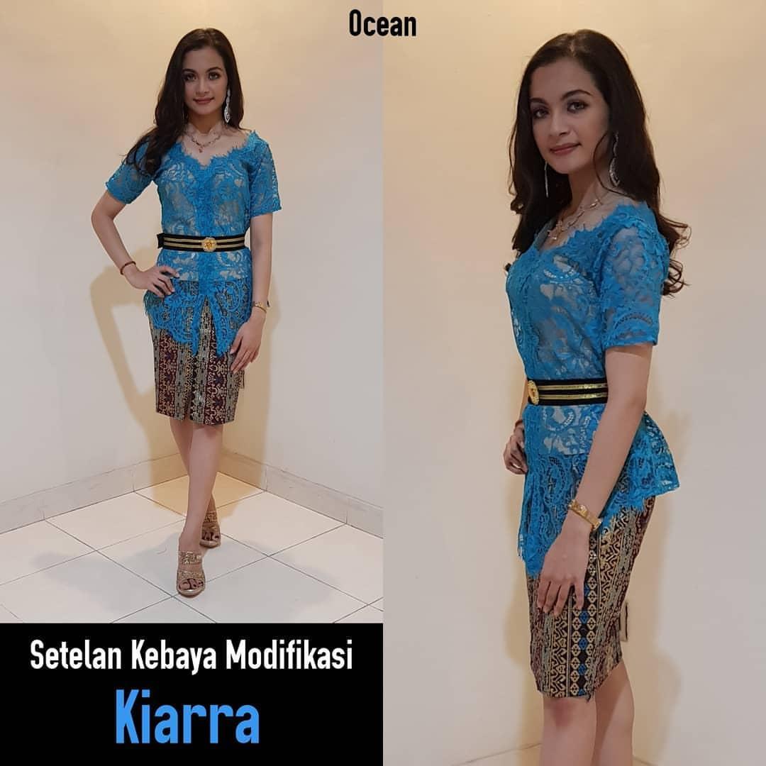 dOoOb – SET kebaya jadi modifikasi kiara dan rok batik songket pendek kebaya bali murah kebaya modern kebaya pesta