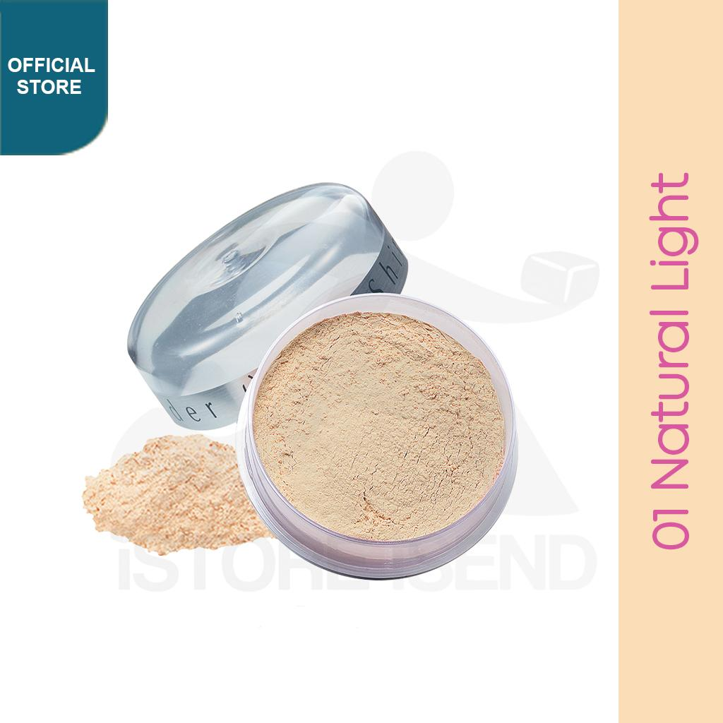 Buy Sell Cheapest Natural 01 Best Quality Product Deals Bedak Padat Bioaqua Make Up Professional Compact Powder Silkygirl Shine Free Loose Light Gf0107
