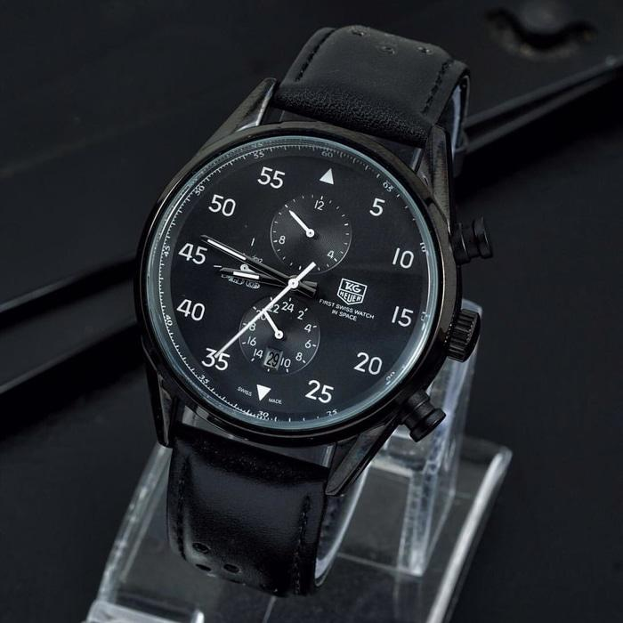 Jam Tangan Tag Heuer Space X Automatic tanpa baterai