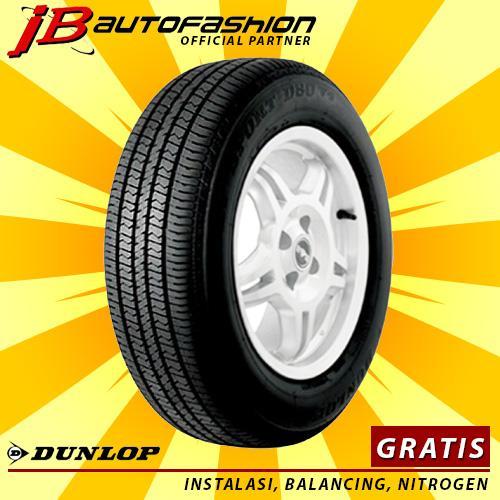 Dunlop D80V4 Ban Mobil 205/65 R15 - GRATIS INSTALASI