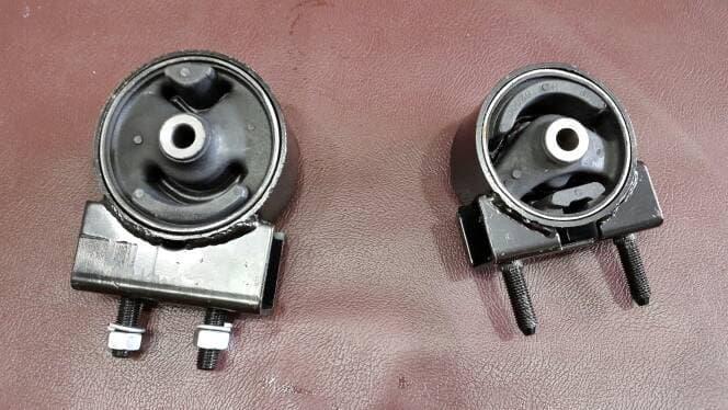 ENGINE MOUNTING BALENO TH 97-00 DEPAN BELAKANG