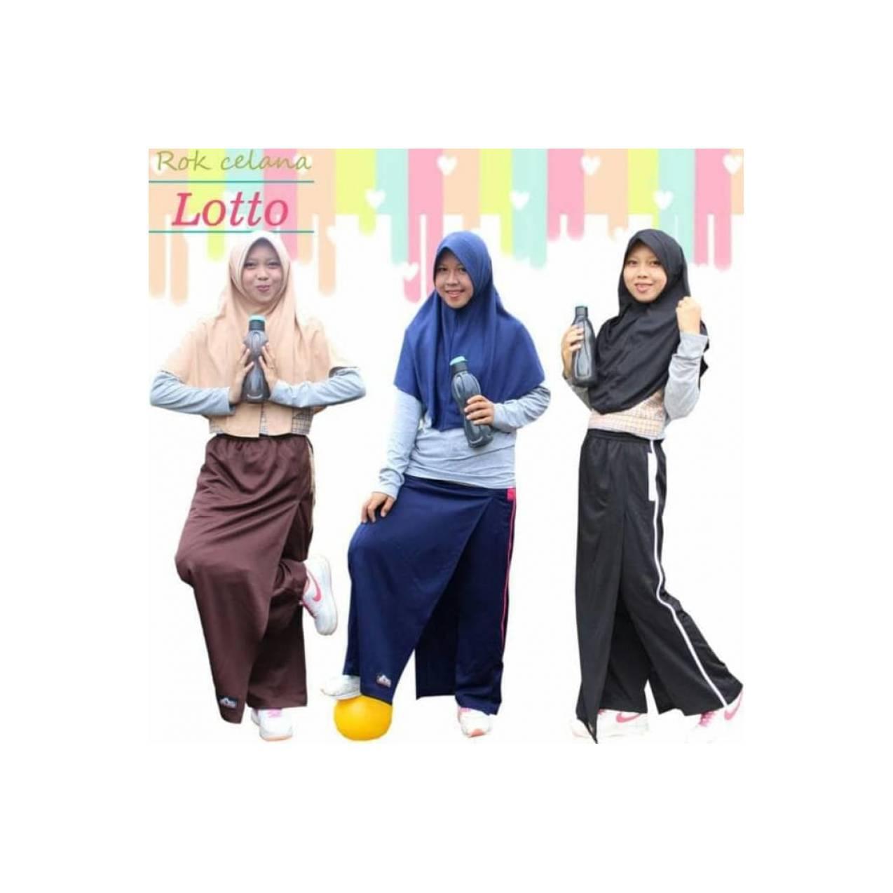 Rok Celana Muslimah Training / Olah Raga