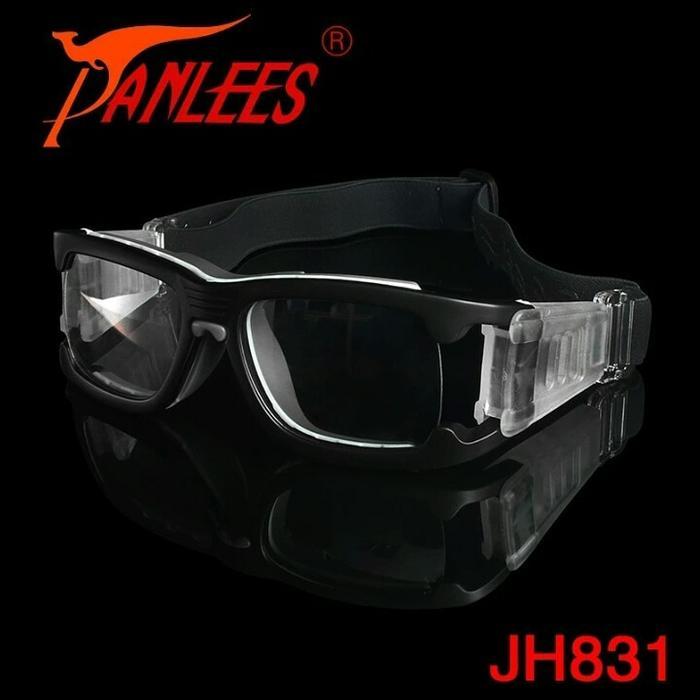 PROMO kacamata olahraga futsal minus panlees original   bisa di ganti lensa