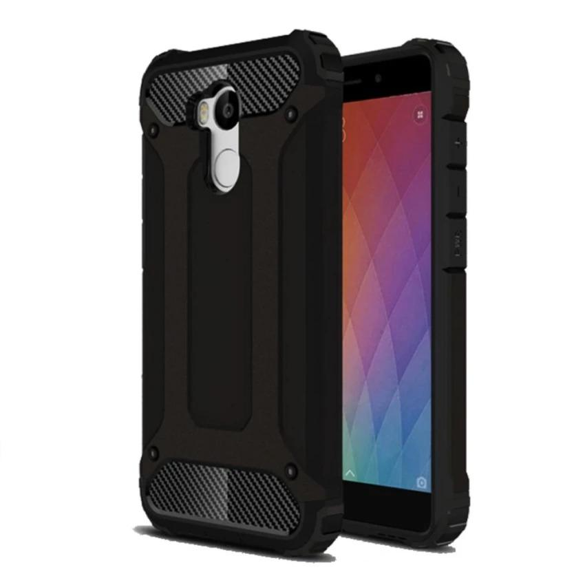 CASE CARBON ARMOR FOR OPPO F3 / CASE CARBON IRON FOR OPPO F3 - BLACK