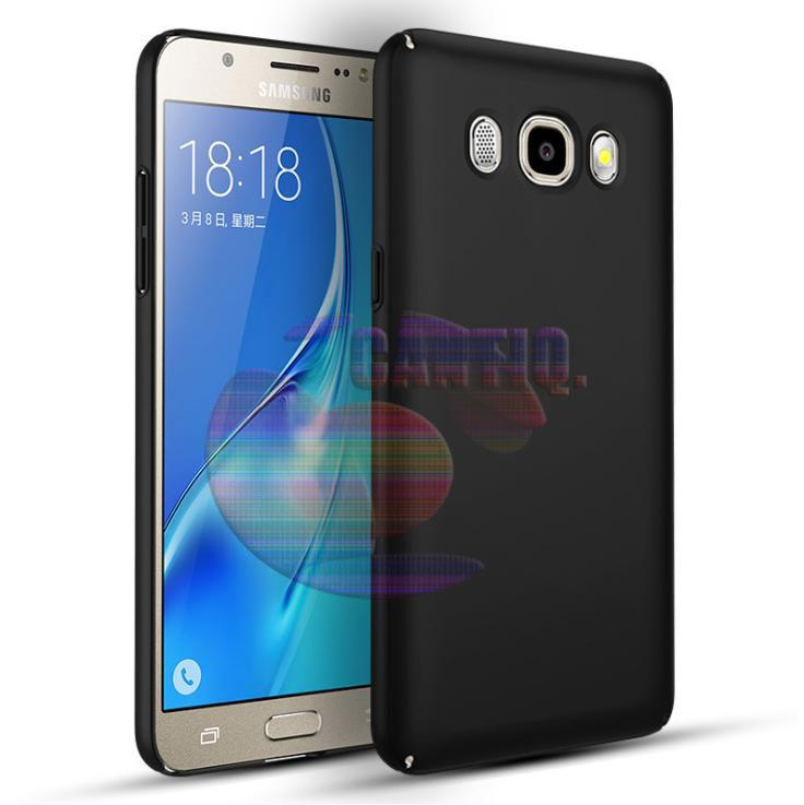 Case Samsung Galaxy J2 Prime Hard Slim Black Mate Anti Fingerprint Hybrid Case Baby Skin Samsung