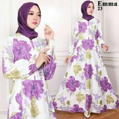 49c1ec4e9e36085f245f05d6d82a897a 10 Harga Grosir Dress Muslim Modern Termurah minggu ini