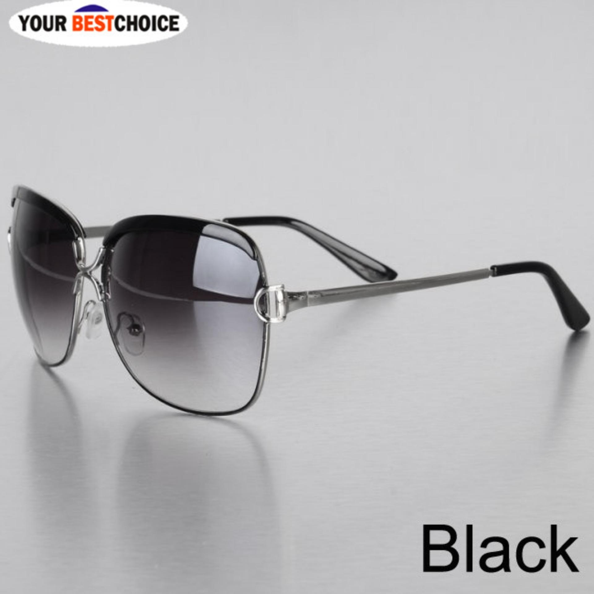 Kacamata Wanita Ybc Women Bingkai Logam Sunglasses Alloy Kaki Kacamata By Your Bestchoice.
