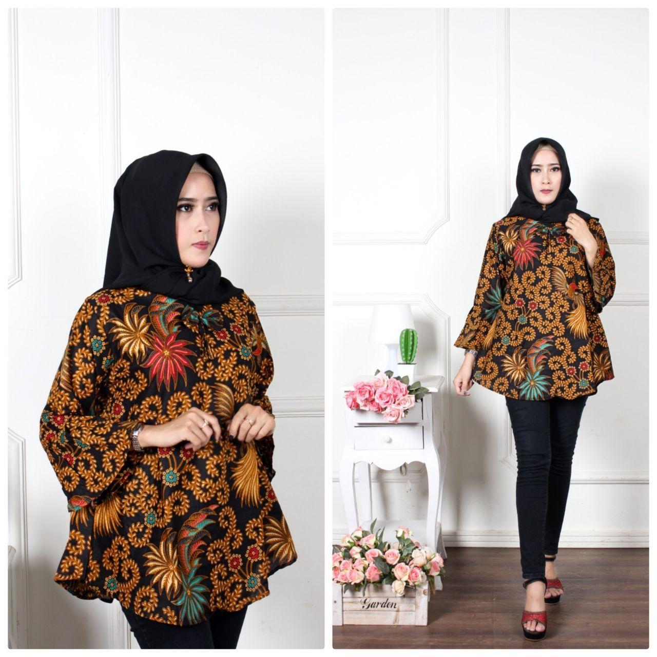 Daftar Harga Batik Guru Wanita Modern Termurah - Batik Indonesia efbd3520a6