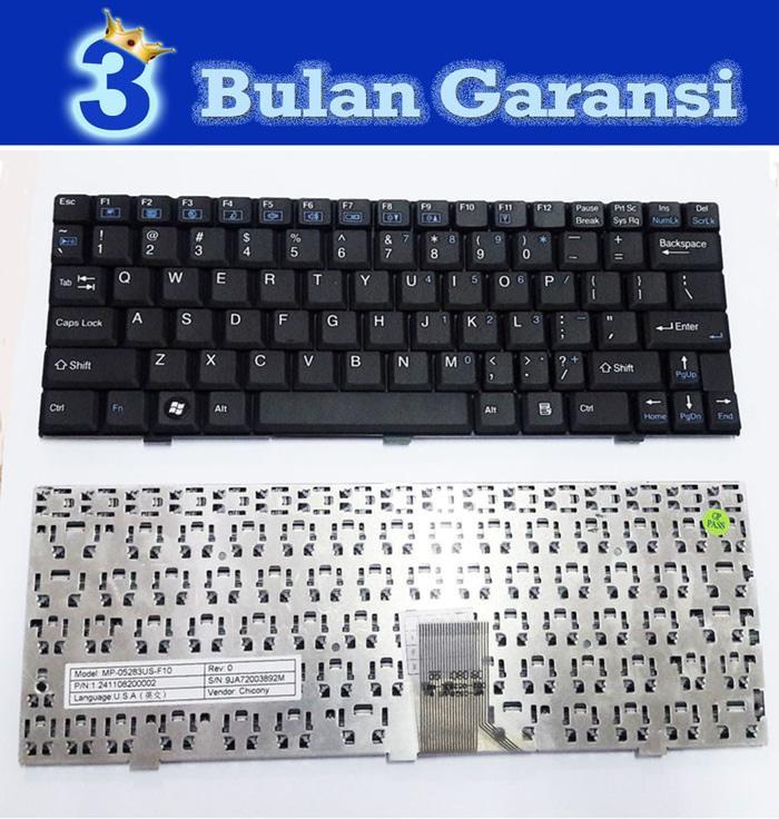 Keyboard Laptop Axioo M73SR, M72SR, Neon TVS8122, MLC, MLM