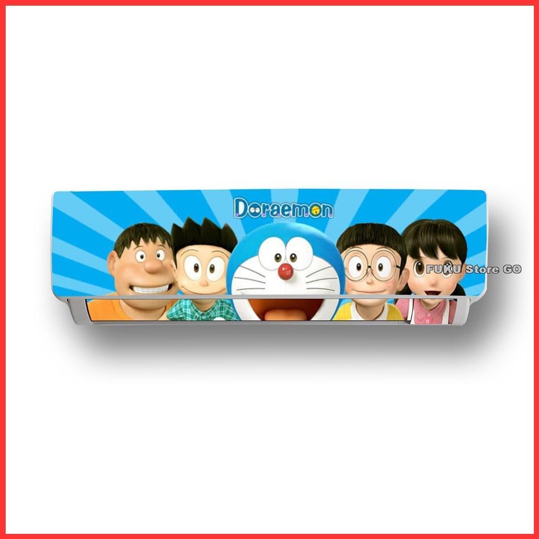 Kipas AC 2Pk Motif Doraemon