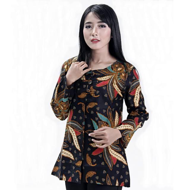 Batik - Blouse Batik   Blus Batik   Blouse   Blus   Baju Batik   Batik 039c8c6ce4