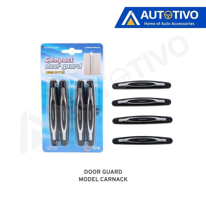 Pelindung Pintu Mobil Warna Hitam / Door Guard Mobil Black By Mapshop.