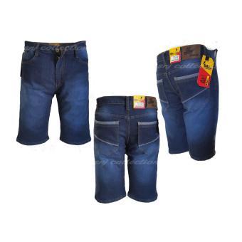 Price Checker Celana Pendek Denim Pria / Murah Berkualitas - SNJ IM35 pencari harga - Hanya Rp51.215