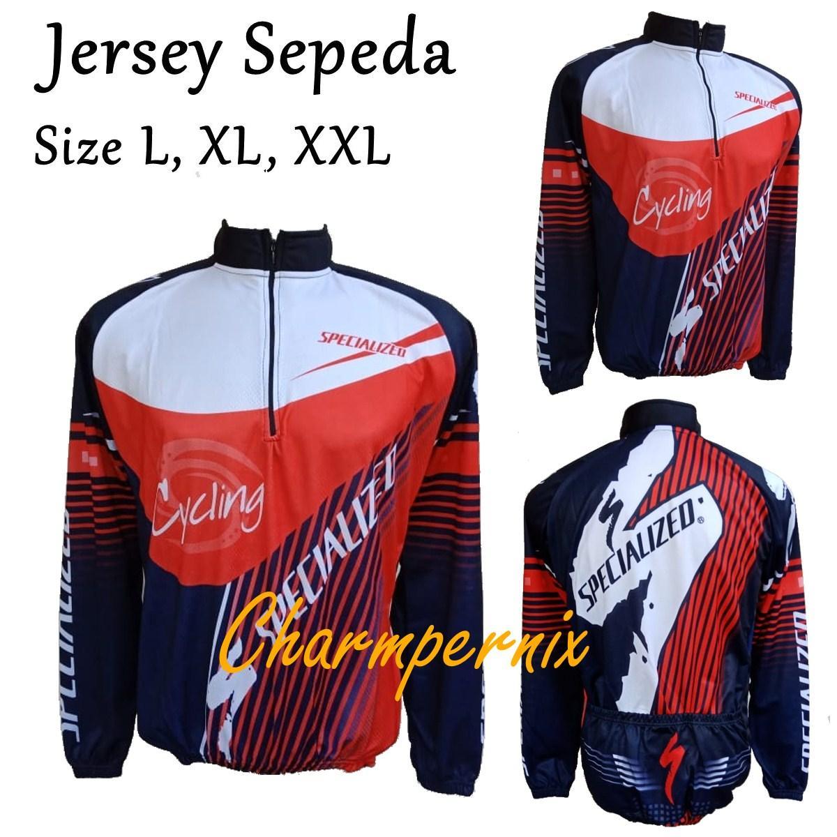 Baju Jersey Kaos  Sepeda Xc / Jersey Sepeda Balap Terbaik