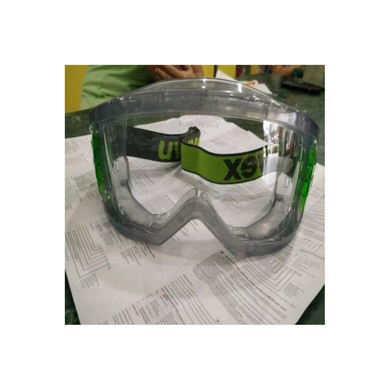 Kacamata Safety Goggle UVEX 9301-906