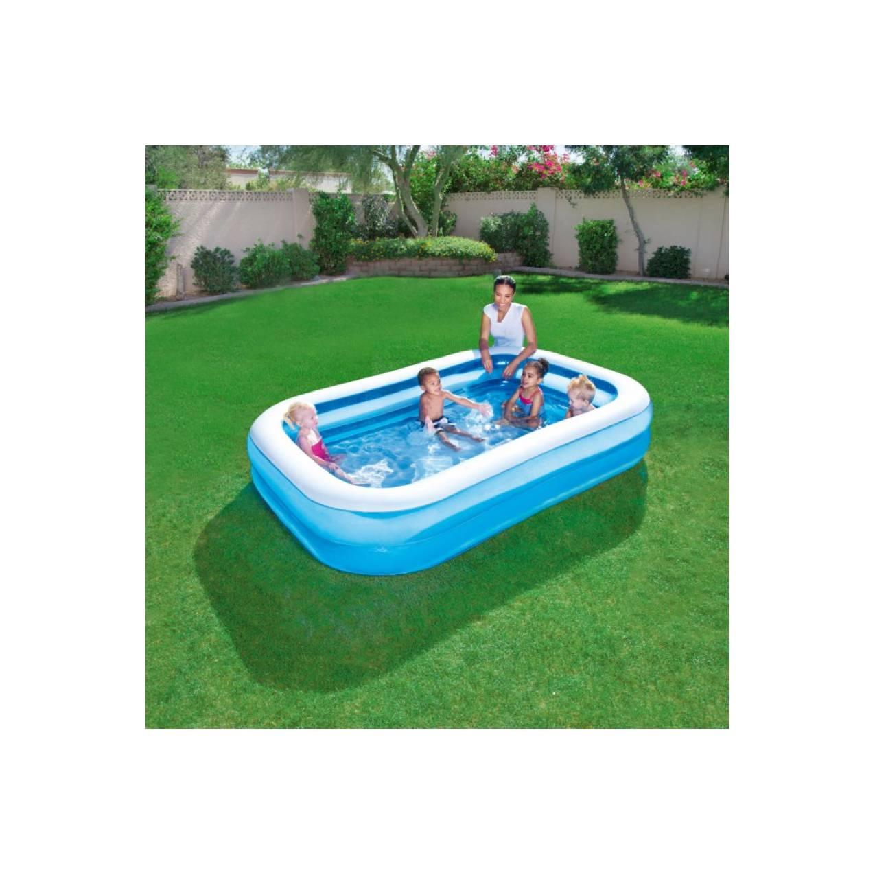 Grosir kolam renang bestway 54006|inflatable swimming pool|kolam renan