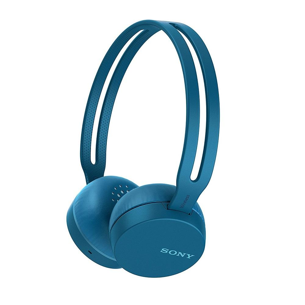 Buy Sell Cheapest Wireless Mdr Best Quality Product Deals Earphone Sony Sp 700n Ch400 Ch 400 Headphones Blue