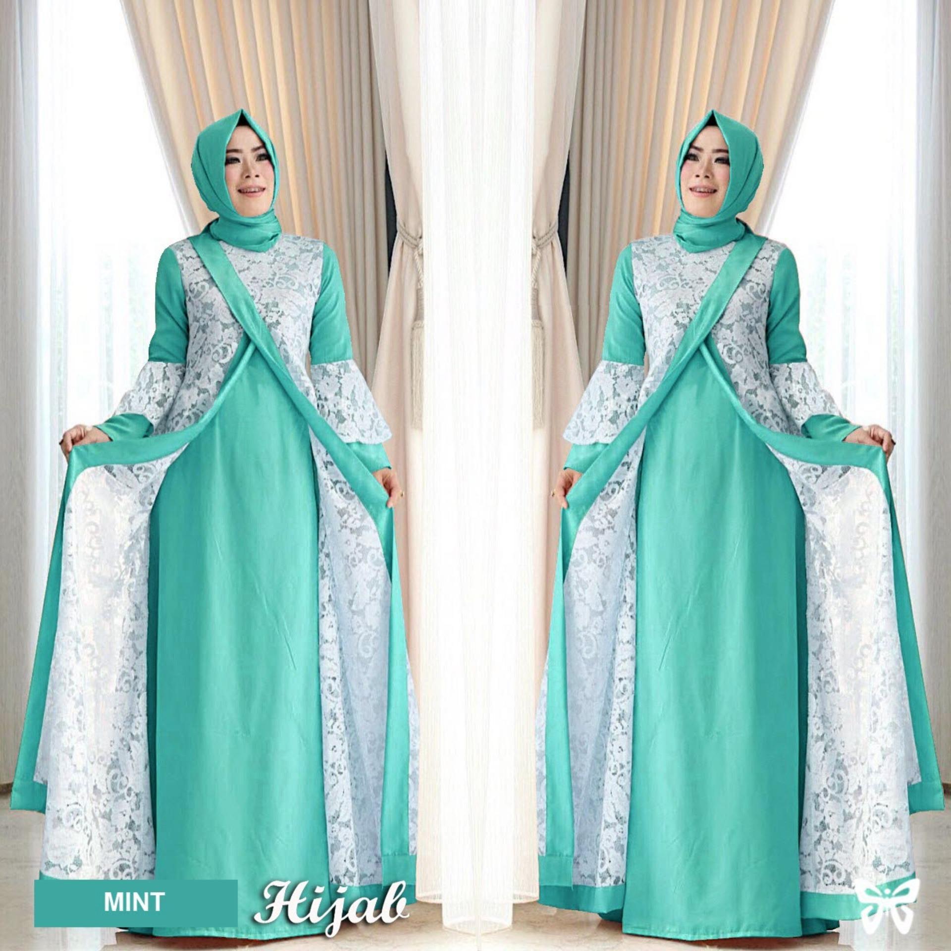 Jual Baju Muslim Wanita Gamis