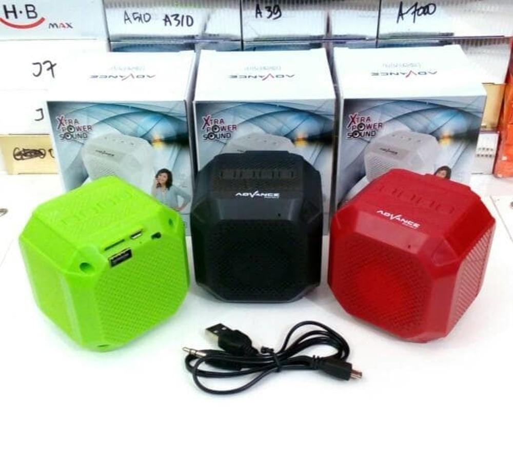 Speaker Portable Advance ES-010N Bluetooth USB Memory - Speaker -  Audio -  Elektronik Terbaru - Speaker Aktif - Best Seller - Speaker Usb  - Speaker Laptop - Speaker Murah - Speaker Portabel