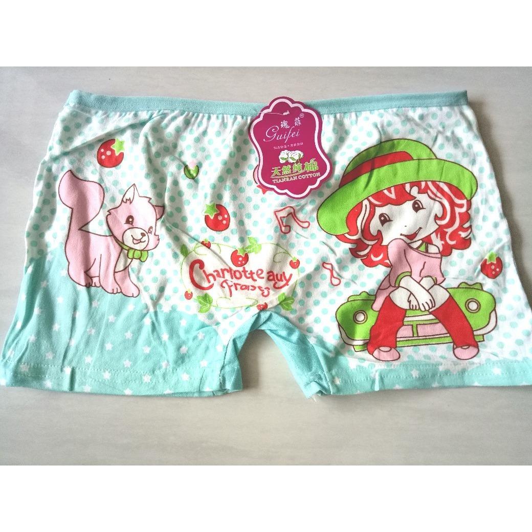 Celana Dalam Boxer / CD Anak perempuan