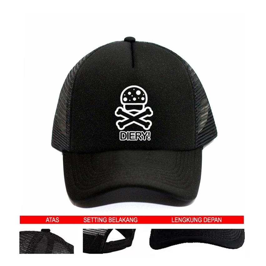 Buy   Sell Cheapest JAKARTA DISTRO TRUCKER Best Quality Product ... 145c6c637a