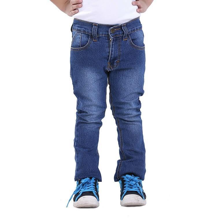 TDLR Celana Jeans Anak Laki-Laki Biru - T 4090