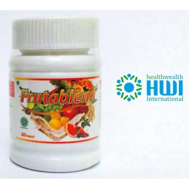 Frutablend Suplemen Kecantikan Dan Kesehatan Kulit Original - 30 Kapsul By Beauty Lover.