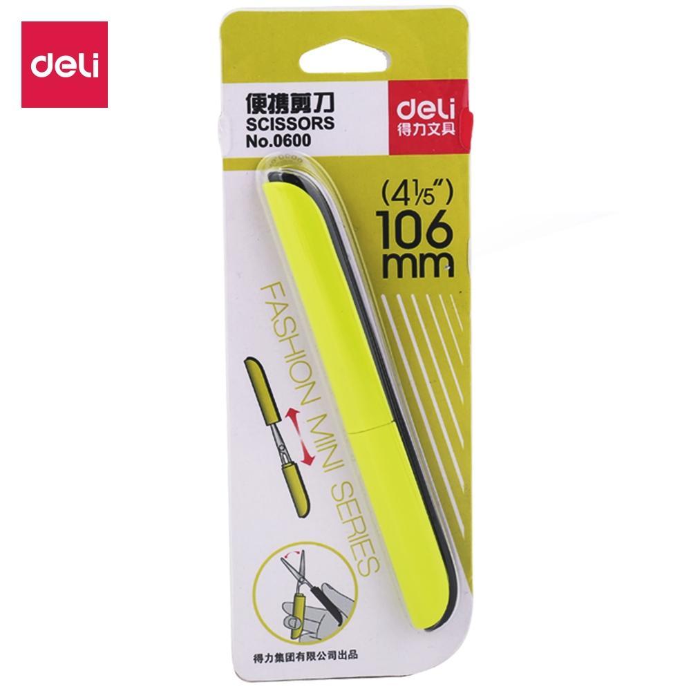 Deli 600 Scissors/gunting - By Deli Official Store.