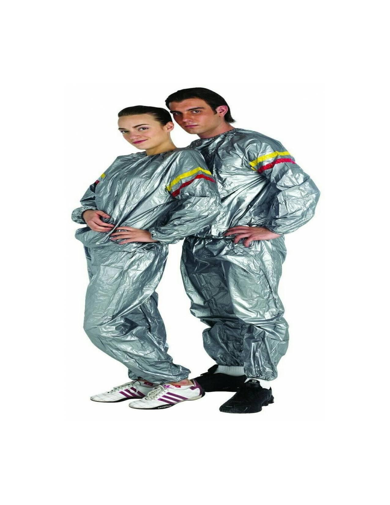 Jual Sauna Suit / Baju Pembakaran Lemak / Pelangsing Badan Gendut
